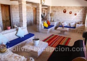 Hotel de sel Luna Salada