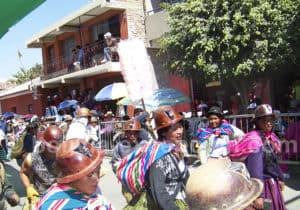 Fiesta vierge d'Urkupiña, Quillacollo