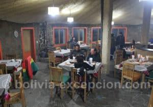 Hotel Tayka Del Desierto, salle à manger