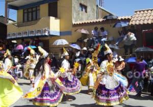 Fiesta Urkupiña