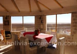 Luna Salada sur le salar Uyuni