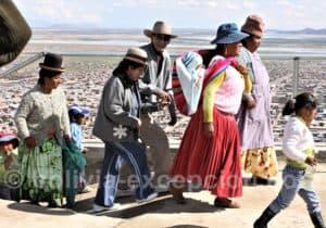 Dévotion à la Virgen del Socavón de Oruro