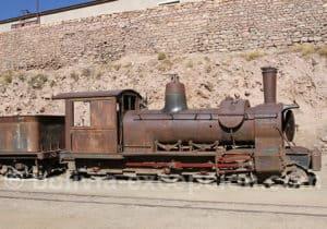 Cimetière de train de Pulacayo