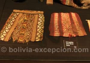Tissus anciens, musée du Textil Azur