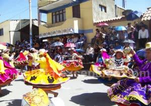 Fiesta de la vierge Urkupiña