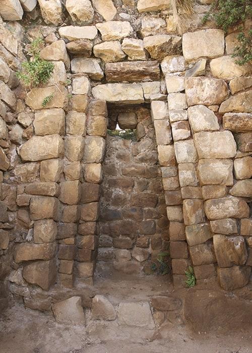 Architecture précolombienne en Bolivie