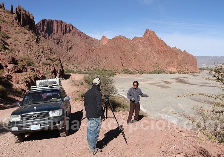 Circuit avec guide francophone privé en Bolivie