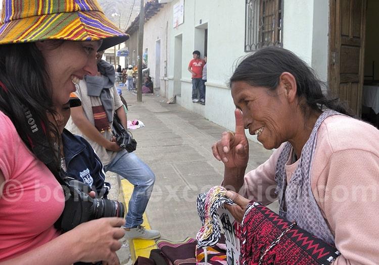Comment communiquer en Bolivie