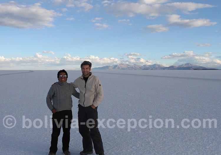 Découverte d'Uyuni avec un guide natif de la région