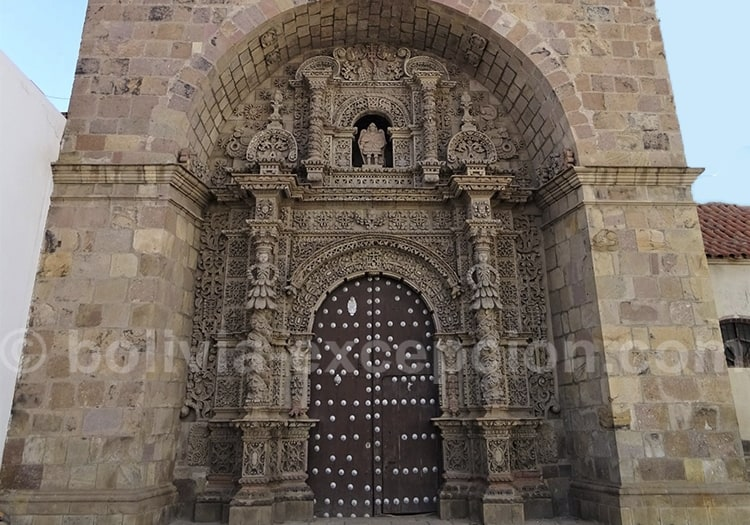 Eglise de San Lorenzo de Crangas, Potosi