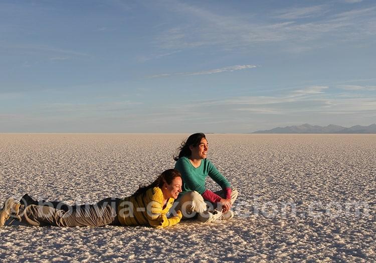 En mai il fait beau dans l'Altiplano bolivien