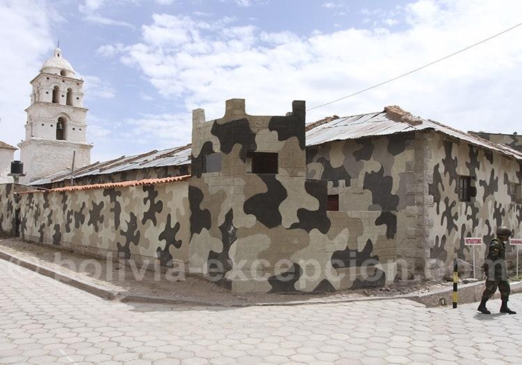 Histoire d'Oruro