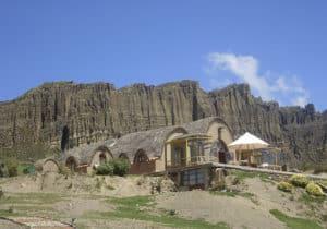Hotel Allkamari, vallée de Las Ánimas