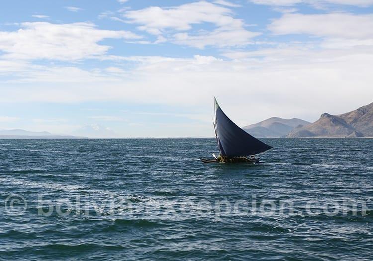 Le Titicaca en mars