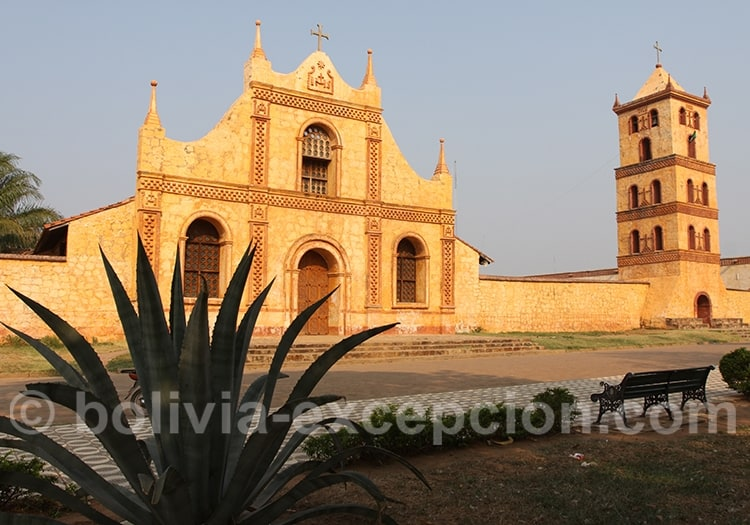 Missions jésuites incontournables de Bolivie