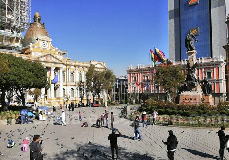 Nouveau palais du gouvernement