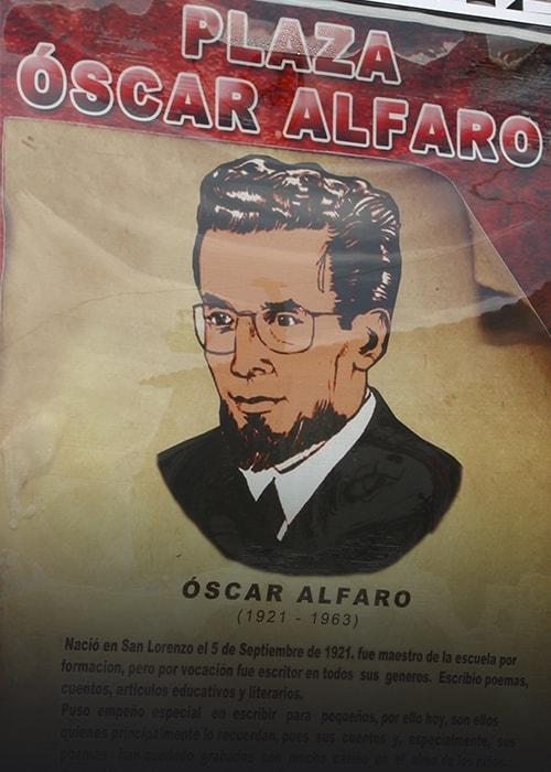Oscar Alfaro