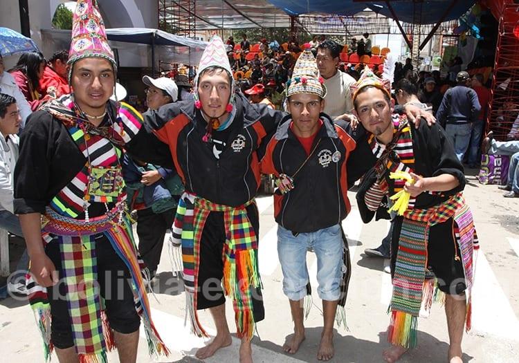 Portraits du carnaval Oruro