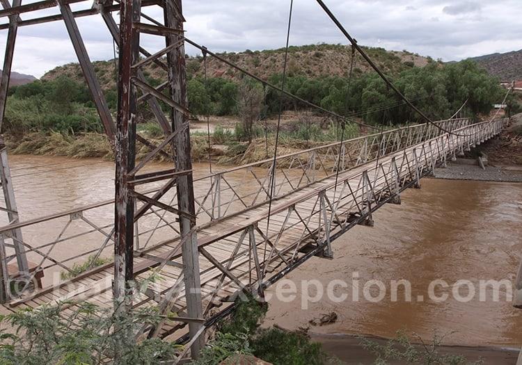 Rio Chico, Villa Abecia, Bolivie