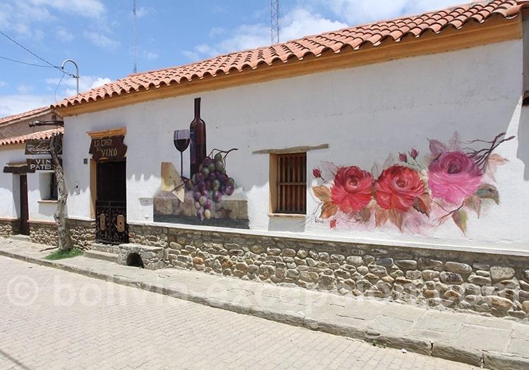 Route des vins de Tarija incontournable de Bolivie