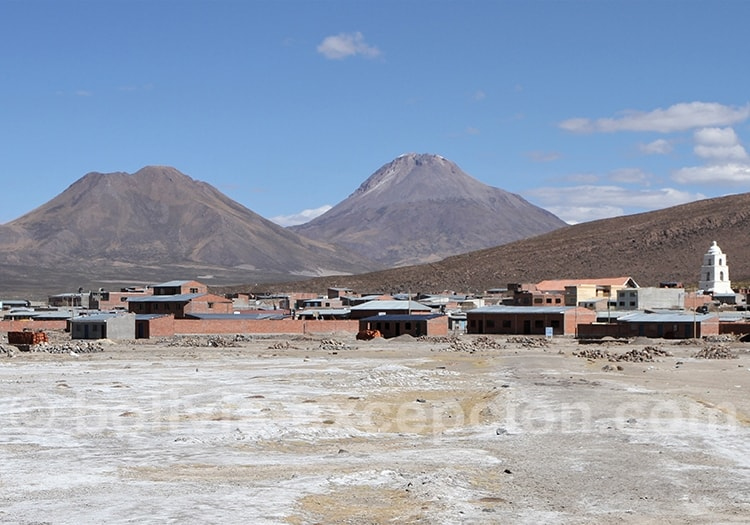 Sabaya, département d'Oruro