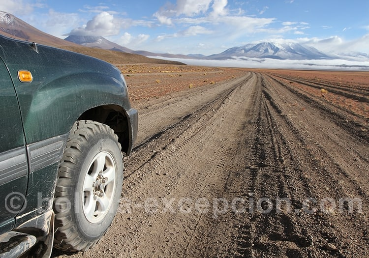 Taxes et assurances pour aller en Bolivie