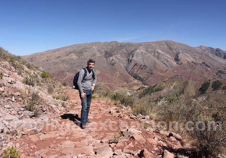 Trekking chemin Inca, Chataquila a Maragua