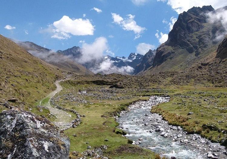 Trekking chemin del Choro Bolivie