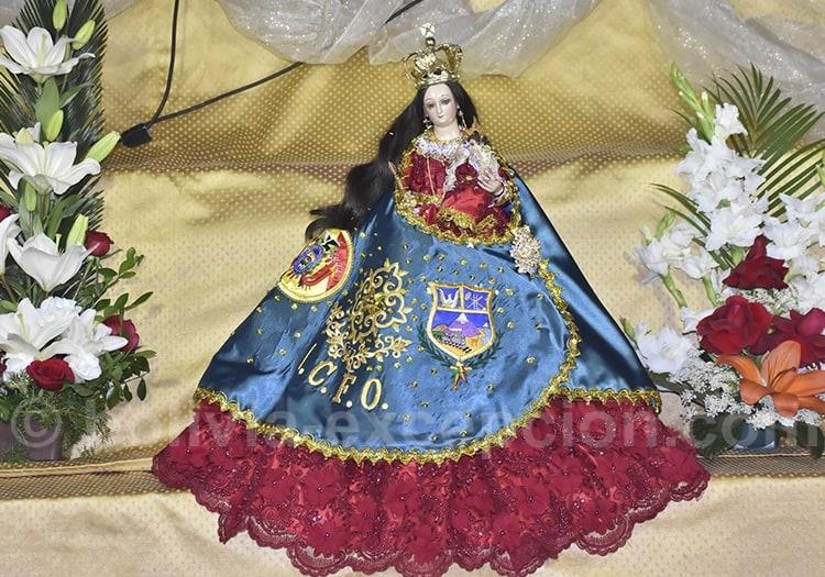 Vierge, Oruro