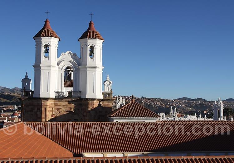 Ville de Sucre incontournable de Bolivie