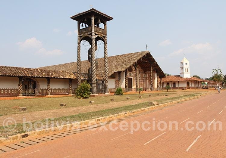 Visiter les églises jésuites de Bolivie en aôut