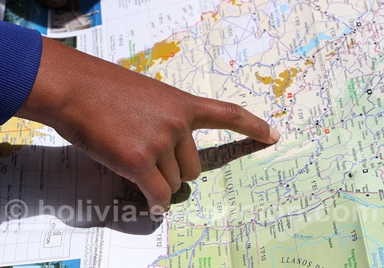 Voyage avec guide privé en Bolivie
