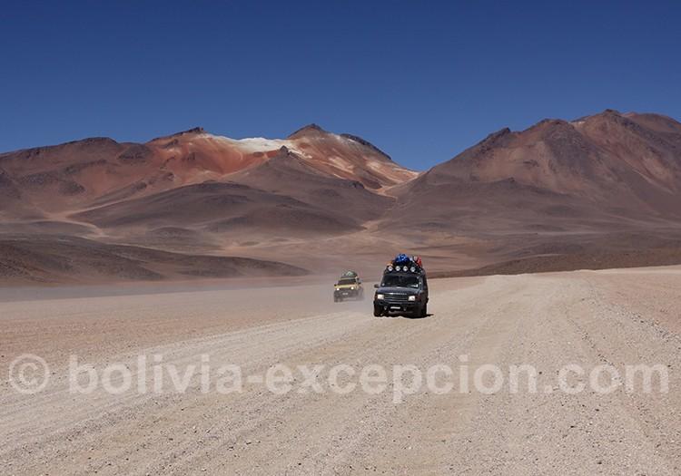 Voyager 1 mois en Bolivie