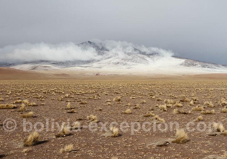 Voyager en mars en Bolivie