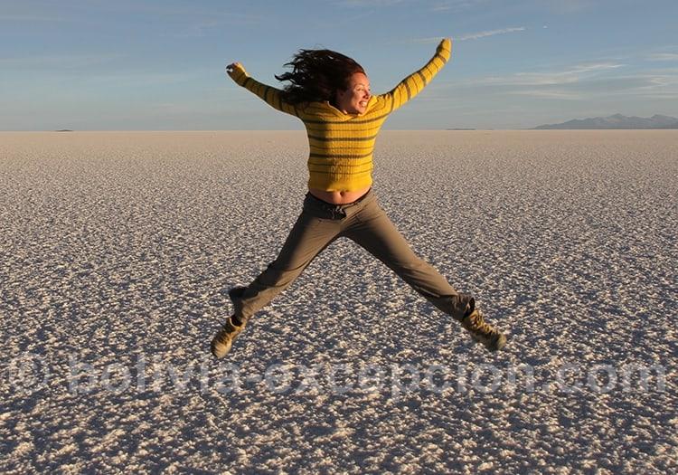 Voyager en novembre à Uyuni