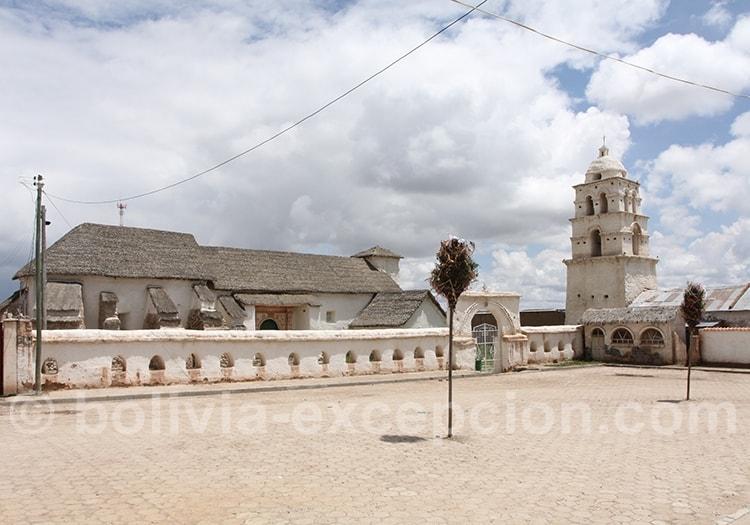 Carahuara de Carangas, Oruro