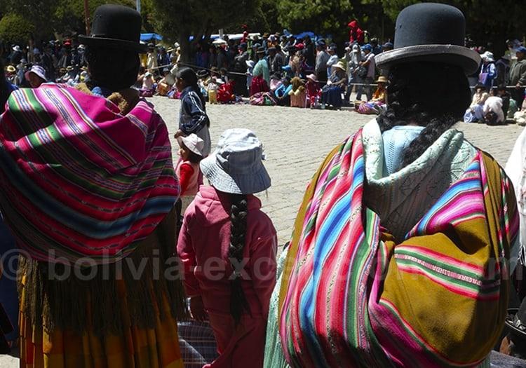 Nouvel An Aymara le 21 juin