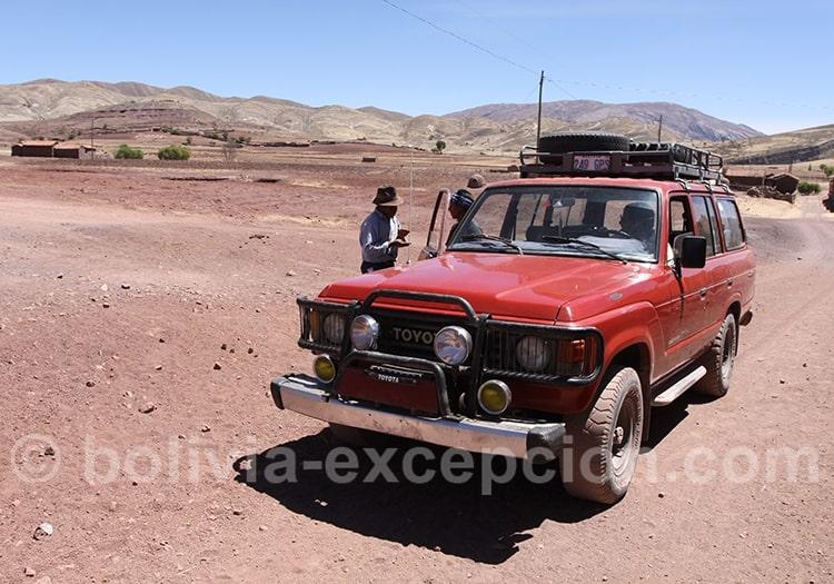 Visas pour rentrer en Bolivie