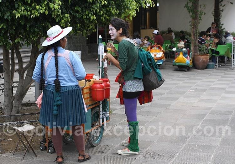 Voyage en Bolivie au mois de décembre