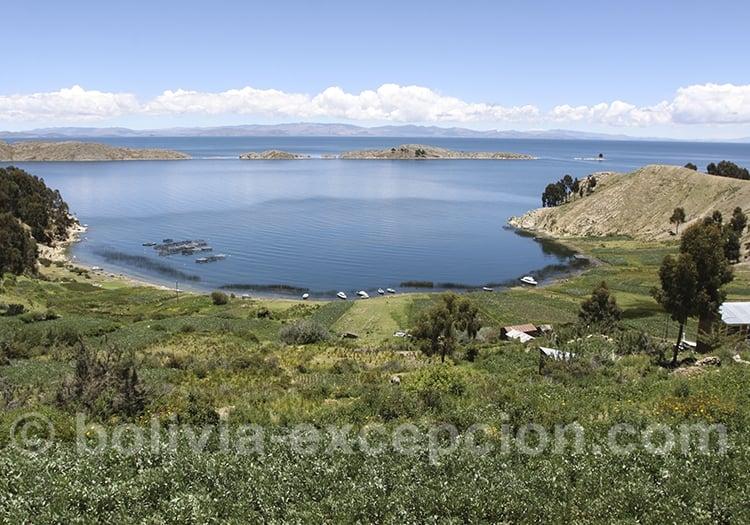 Lac Titicaca incontournable de Bolivie