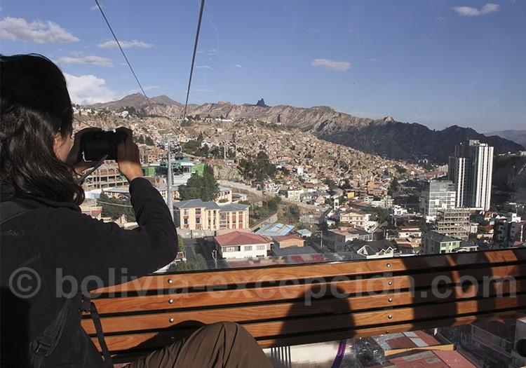 Ville de La Paz, incontournable de Bolivie