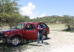 Excursion dans la Quebrada de Rujero