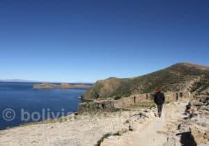 Isla del Sol, île bolivienne sur le lac Titicaca