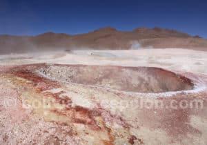 Tour privé geysers Sol de Mañana