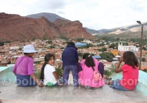 Divertissement à Camargo, vallée de Los Cintis
