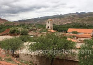 Vallées de Los Cintis, région de Tarija