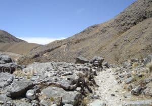 Rando guidée chemin inca de Tarija