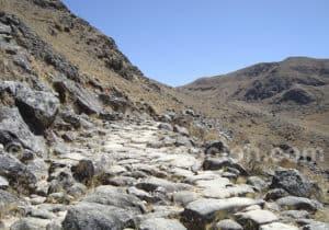Inca Trail Tarija, Bolivie