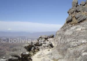 Camino del inca de Tajzara à Tarija