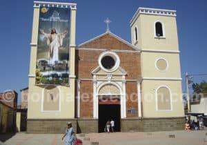 Eglise de San Lorenzo, région de Tarija
